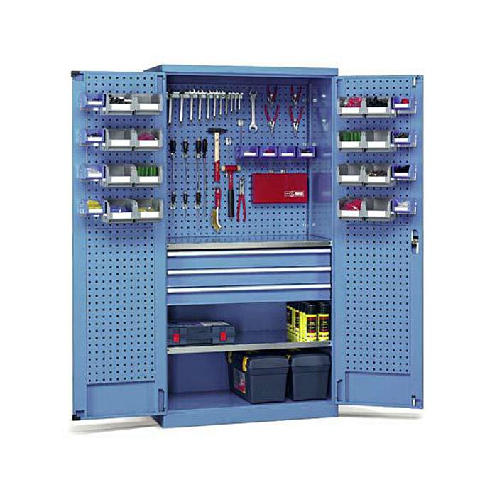 Металлический шкаф для инструмента своими руками